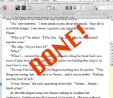 Your Rough Draft is Finished…Now What?