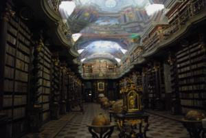 Prague National Library (According to a site)