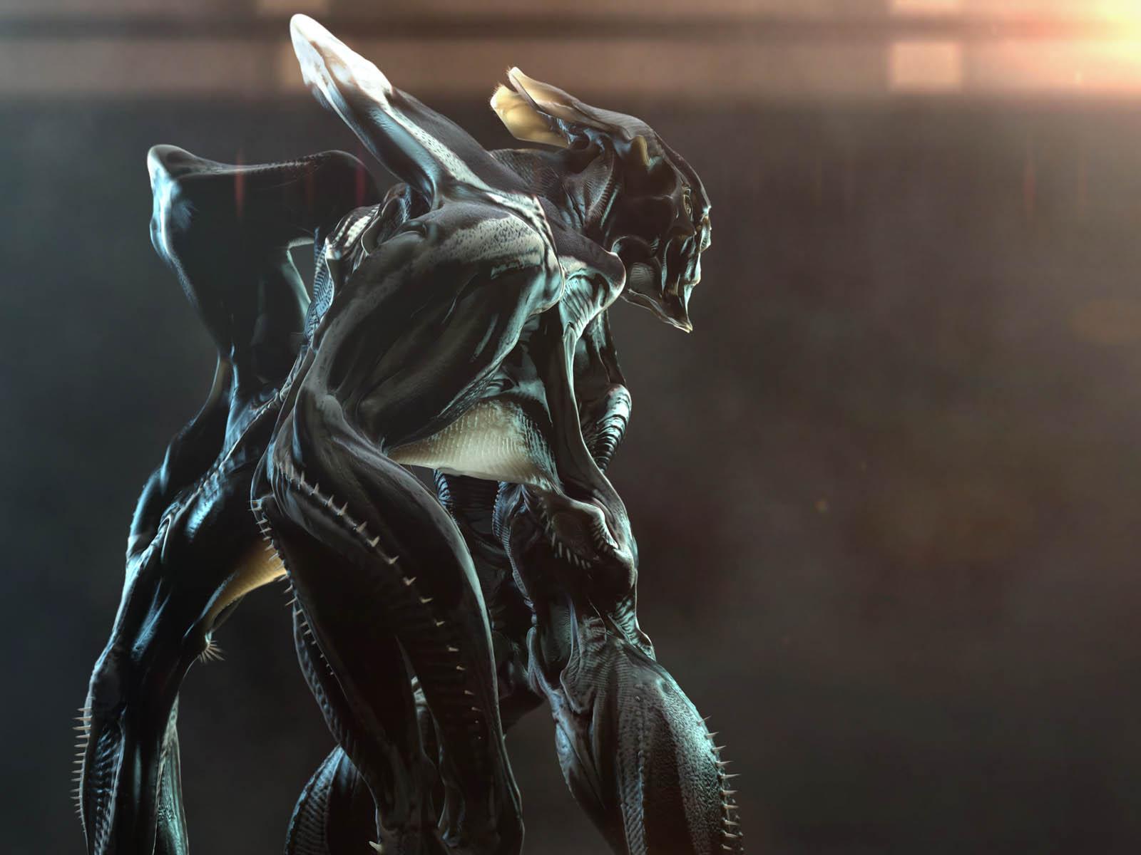 Super 8 Alien Cloverfield | www.pixshark.com - Images ...